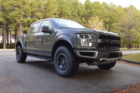 New 2018 Ford F-150 Raptor 4WD