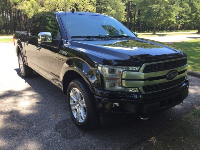 Pre-Owned 2020 Ford F-150 Platinum