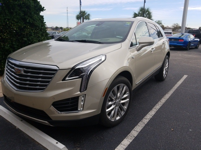 Pre Owned 2017 Cadillac Xt5 Platinum 4d Sport Utility In Myrtle