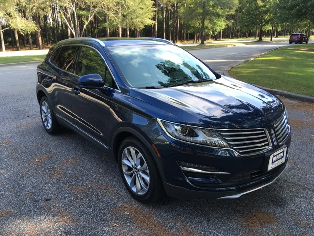 2017 Lincoln Mkc Select >> Certified Pre Owned 2017 Lincoln Mkc Select Fwd 4d Sport Utility