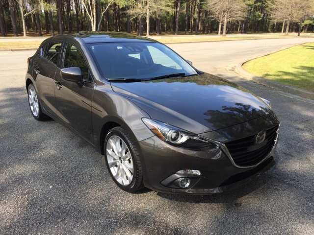 Pre Owned 2016 Mazda3 S Grand Touring