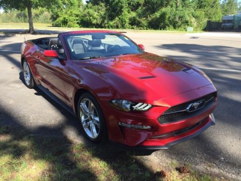Pre-Owned 2020 Ford Mustang EcoBoost Premium