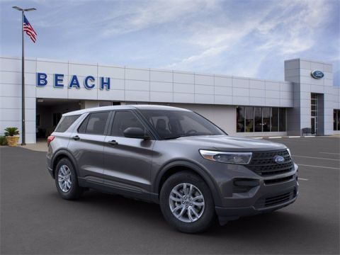 New 2020 Ford Explorer Base