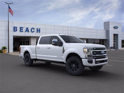 New 2020 Ford F-250SD Platinum
