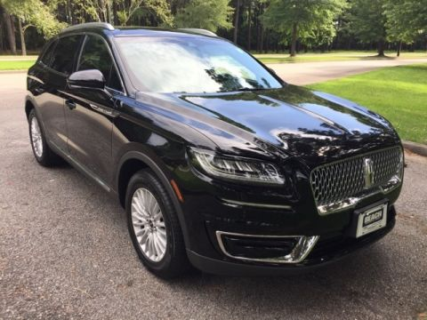 Pre-Owned 2019 Lincoln Nautilus Standard