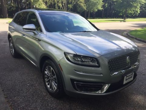 Pre-Owned 2020 Lincoln Nautilus Reserve