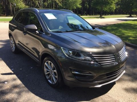 Certified Pre-Owned 2018 Lincoln MKC Select