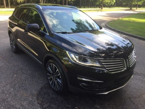 Certified Pre-Owned 2018 Lincoln MKC Black Label