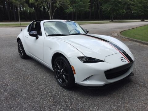 Pre-Owned 2017 Mazda Miata RF Club